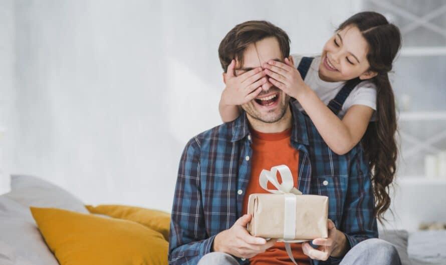 Les 6 cadeaux personnalisés les plus originaux pour la fête des pères