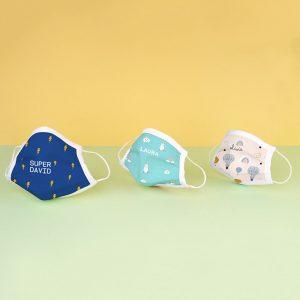 Masque personnalisé pour enfant