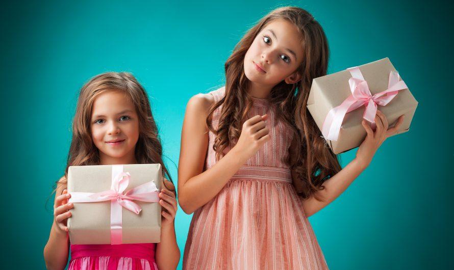 Faites votre choix parmi les 9 meilleurs cadeaux personnalisés pour enfant