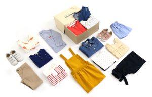Box vêtements enfant