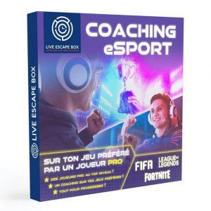 Coaching jeu vidéo