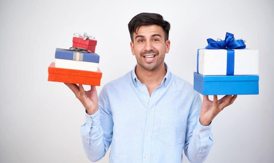Dénicher un cadeau original pour homme: nos meilleures idées
