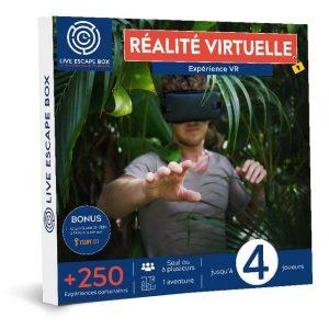 Escape Game réalité virtuelle - Live Escape Box