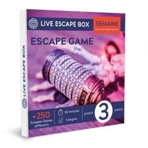 Escape Game - Live Escape Box
