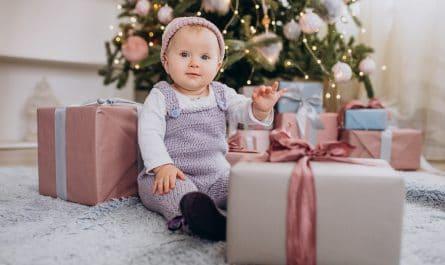 Top 10 des cadeaux à offrir à un bébé pour Noel