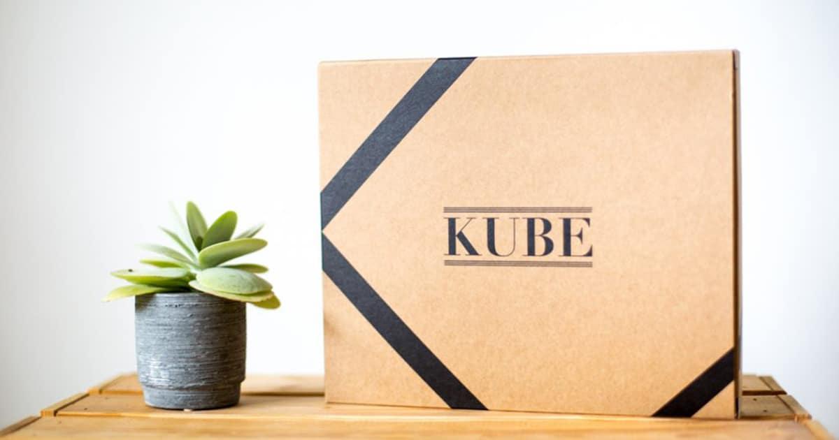 La Kube : une box livre sur-mesure