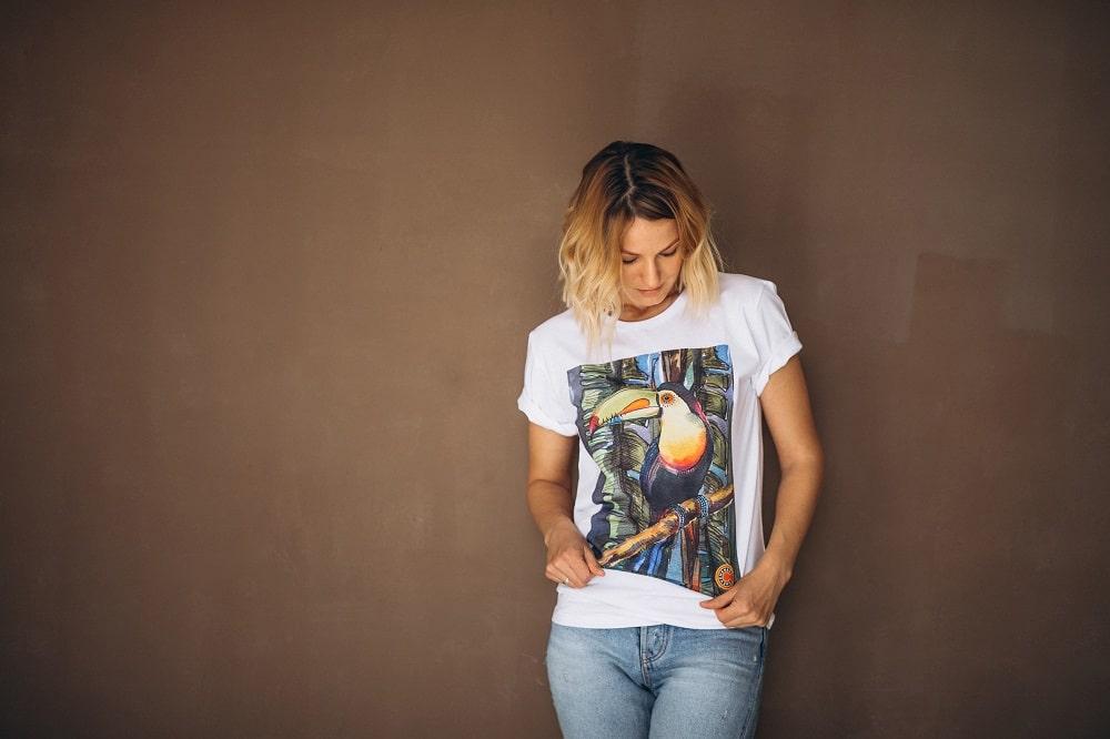 5 idées pour personnaliser un T-shirt