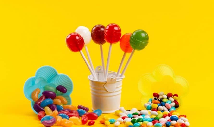 Les boîtes de bonbons personnalisées Haribo