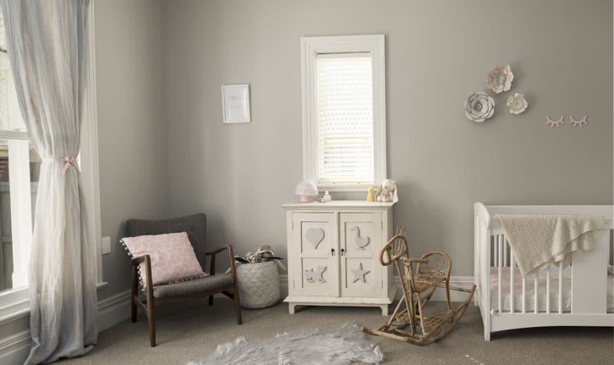 Trois idées de cadeaux à offrir pour décorer la chambre de bébé